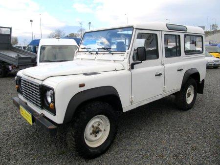 Land Rover Defender, 2004