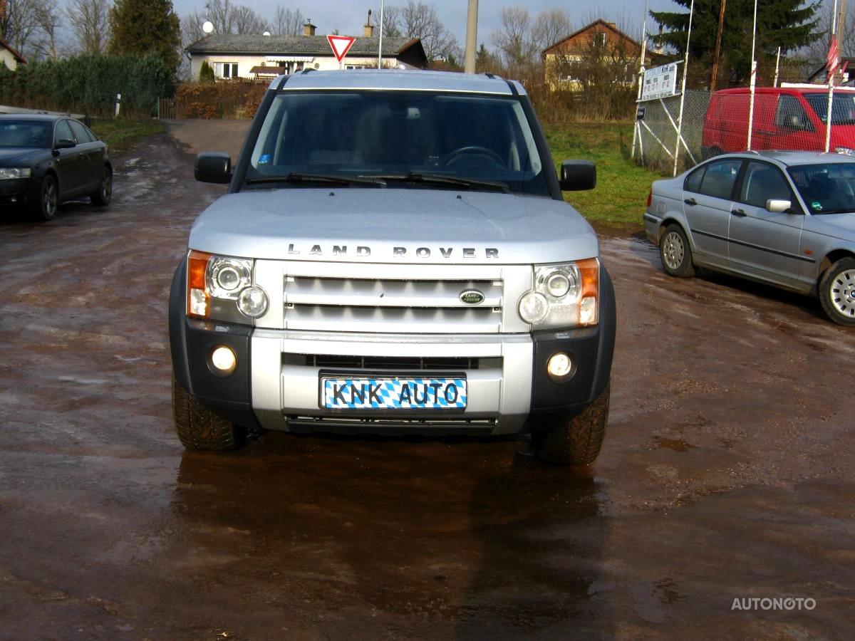 Land Rover Discovery, 2005 - celkový pohled