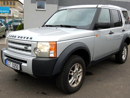 Land Rover Discovery, 2006