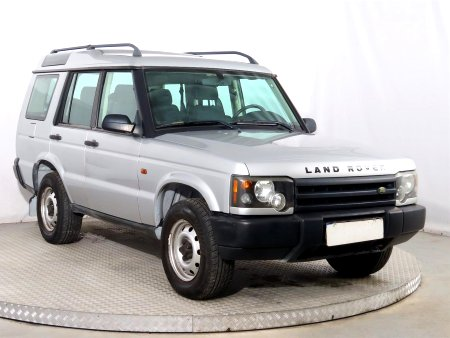 Land Rover Discovery, 2003
