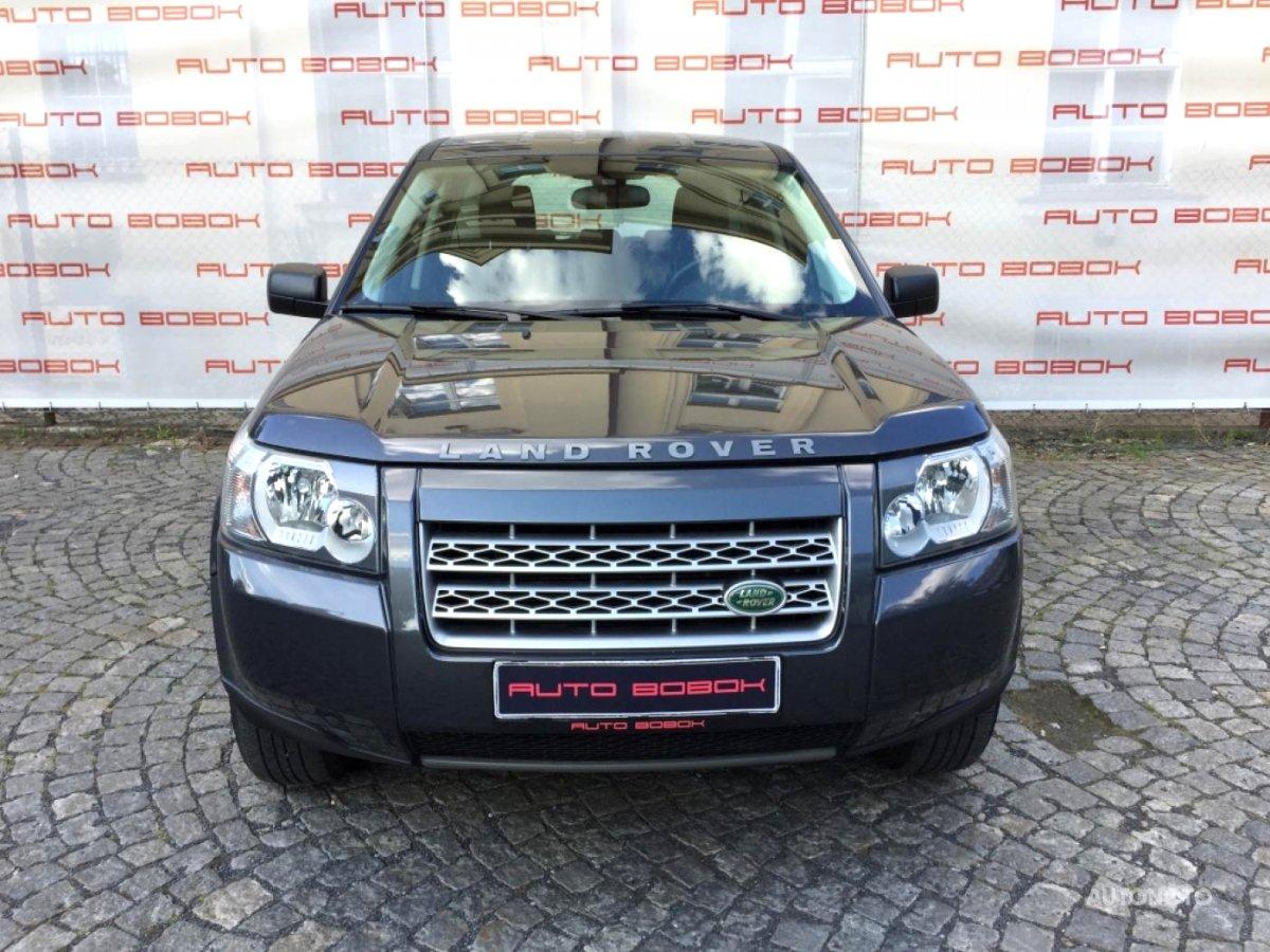 Land Rover Freelander, 2010 - celkový pohled