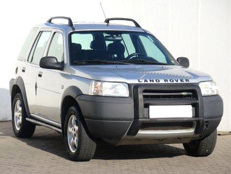 Land Rover Freelander, 2002