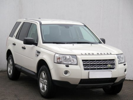 Land Rover Freelander, 2009