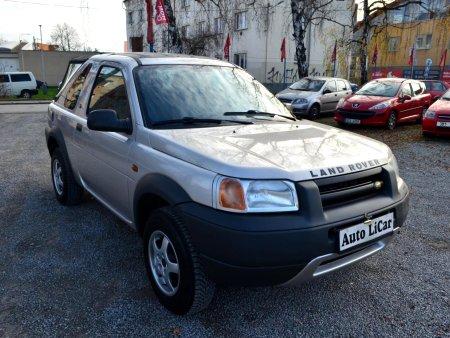 Land Rover Freelander, 1997
