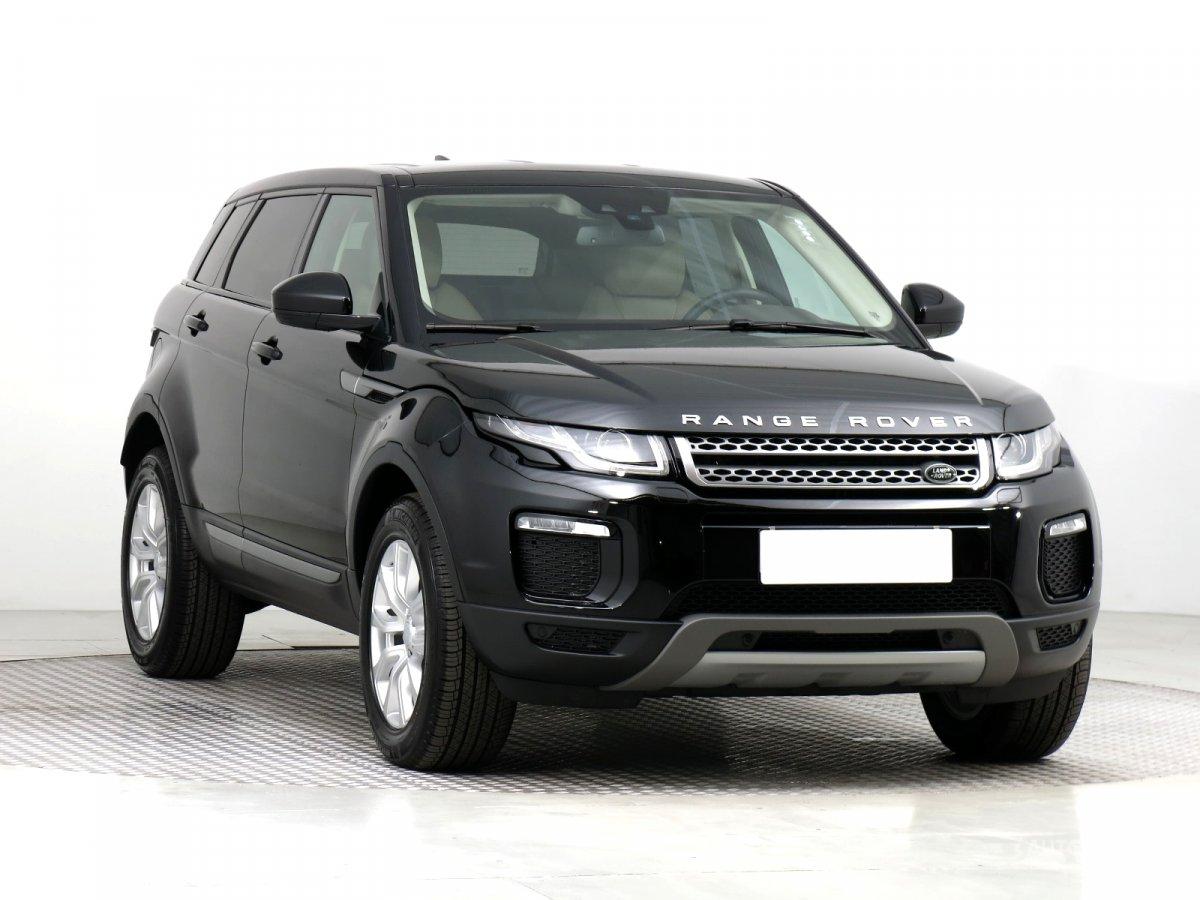 Land Rover Range Rover Evoque, 2018 - celkový pohled