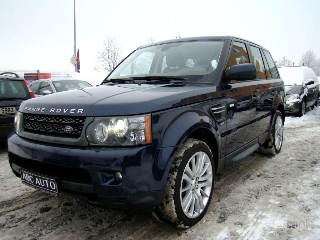 Land Rover Range Rover Sport, 2011 - celkový pohled