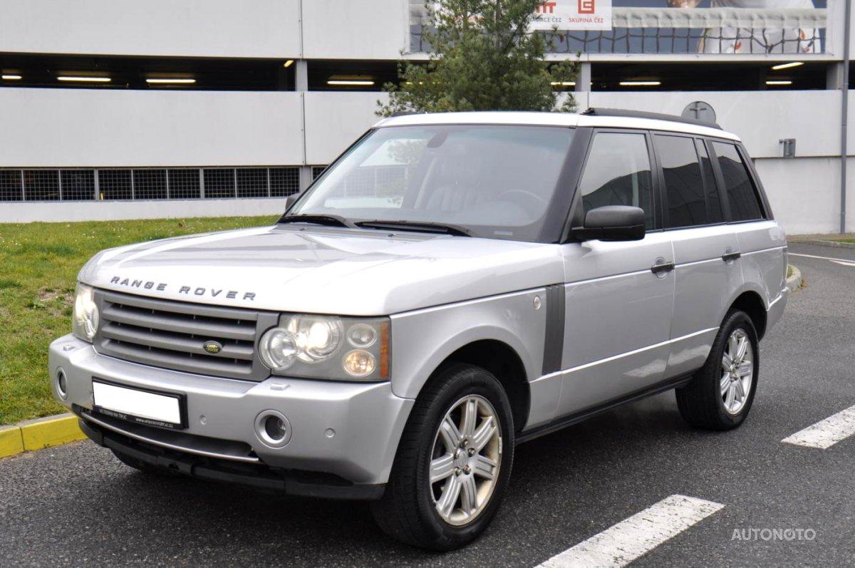 Land Rover Range Rover, 2007 - celkový pohled