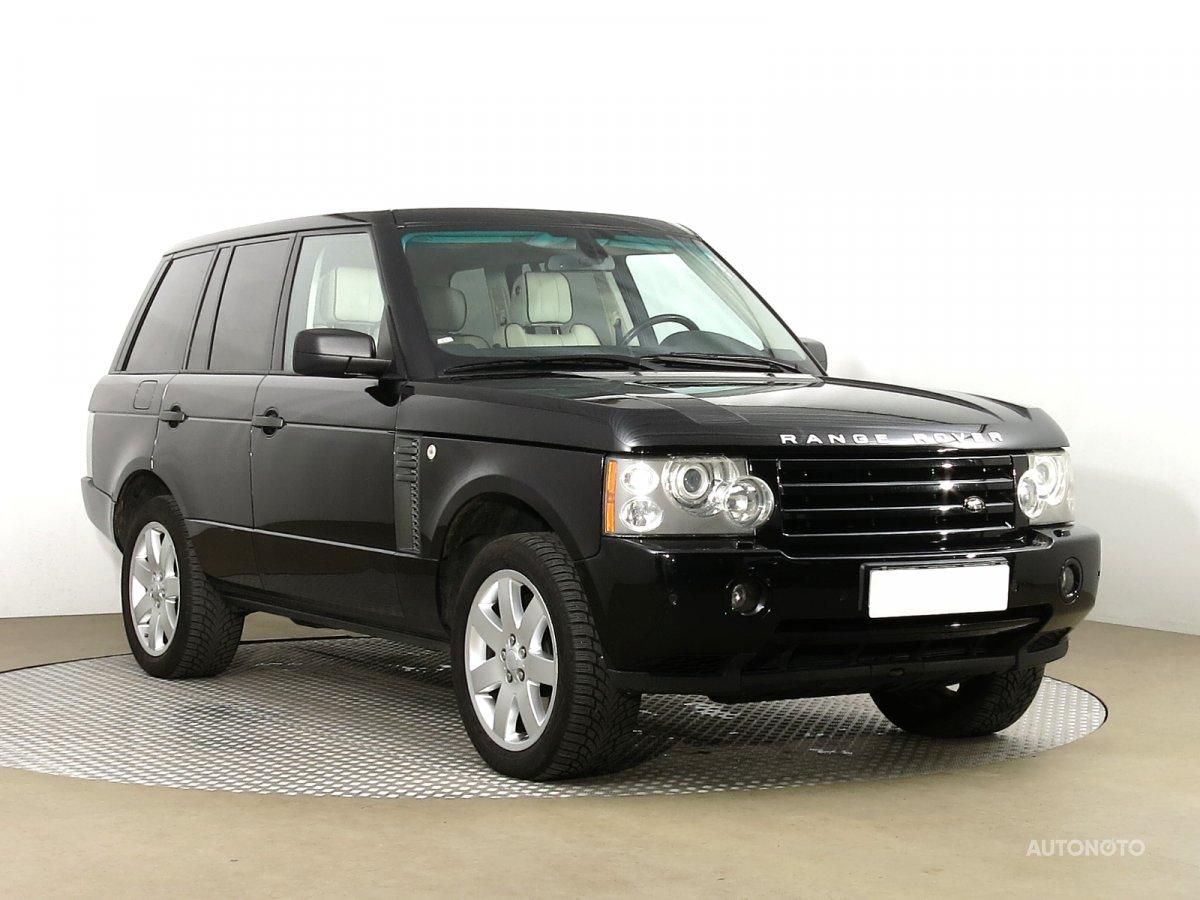 Land Rover Range Rover, 2009 - celkový pohled