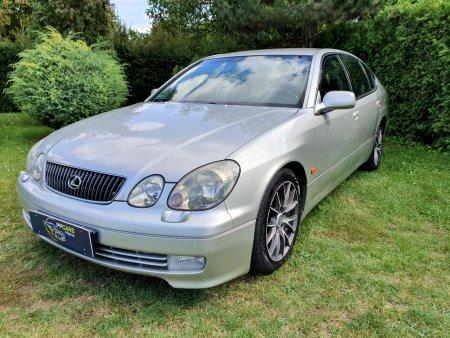 Lexus GS 300, 2002