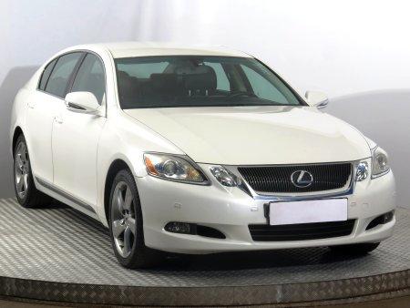 Lexus GS, 2010