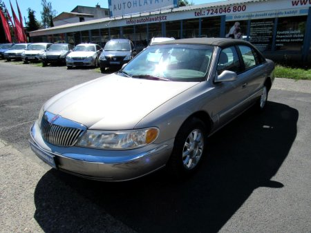 Lincoln Continental, 1999