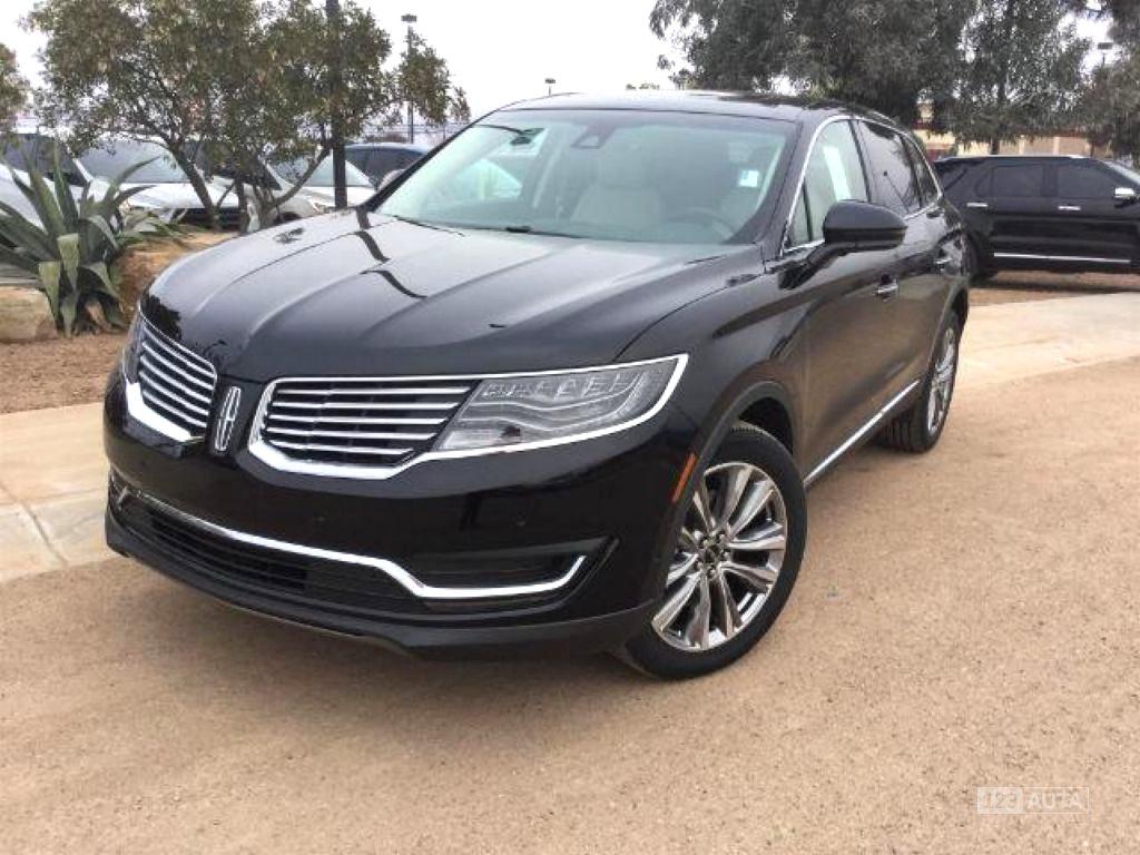 Lincoln MKX, 2018 - celkový pohled