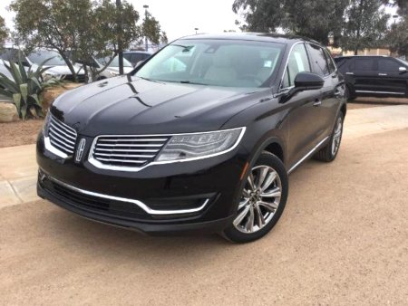 Lincoln MKX, 2018