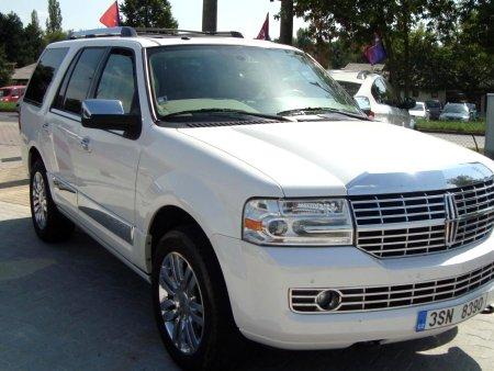 Lincoln Navigator, 2009