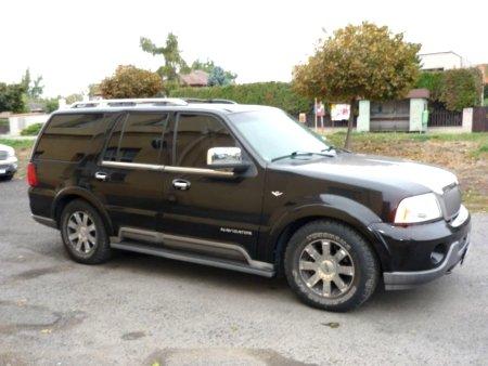 Lincoln Navigator, 2002