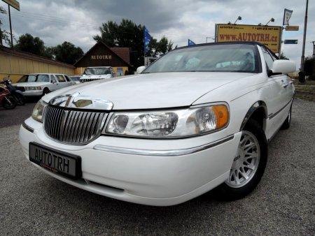 Lincoln Town Car, 1998