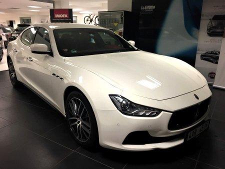 Maserati Ghibli, 2015