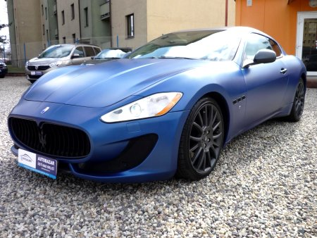 Maserati GranTurismo, 2011