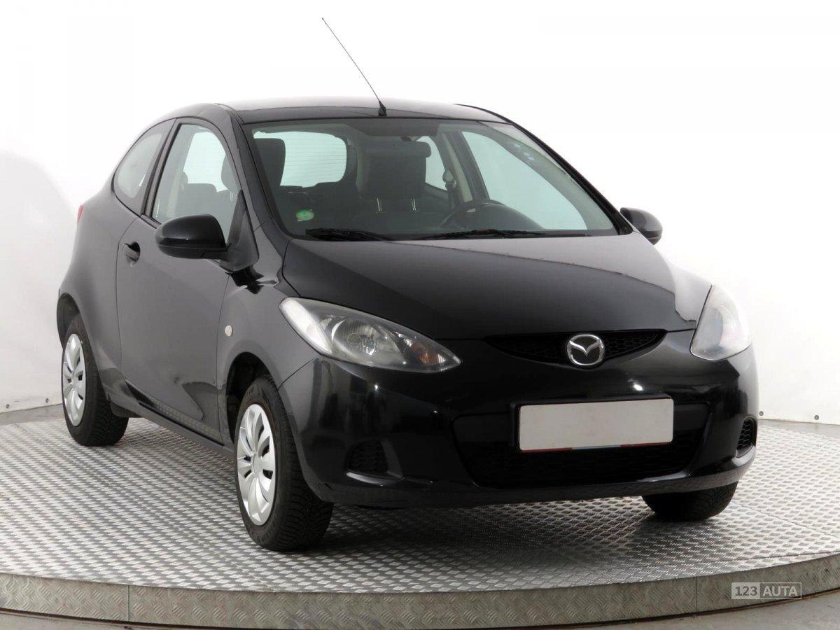 Mazda 2, 2009 - celkový pohled
