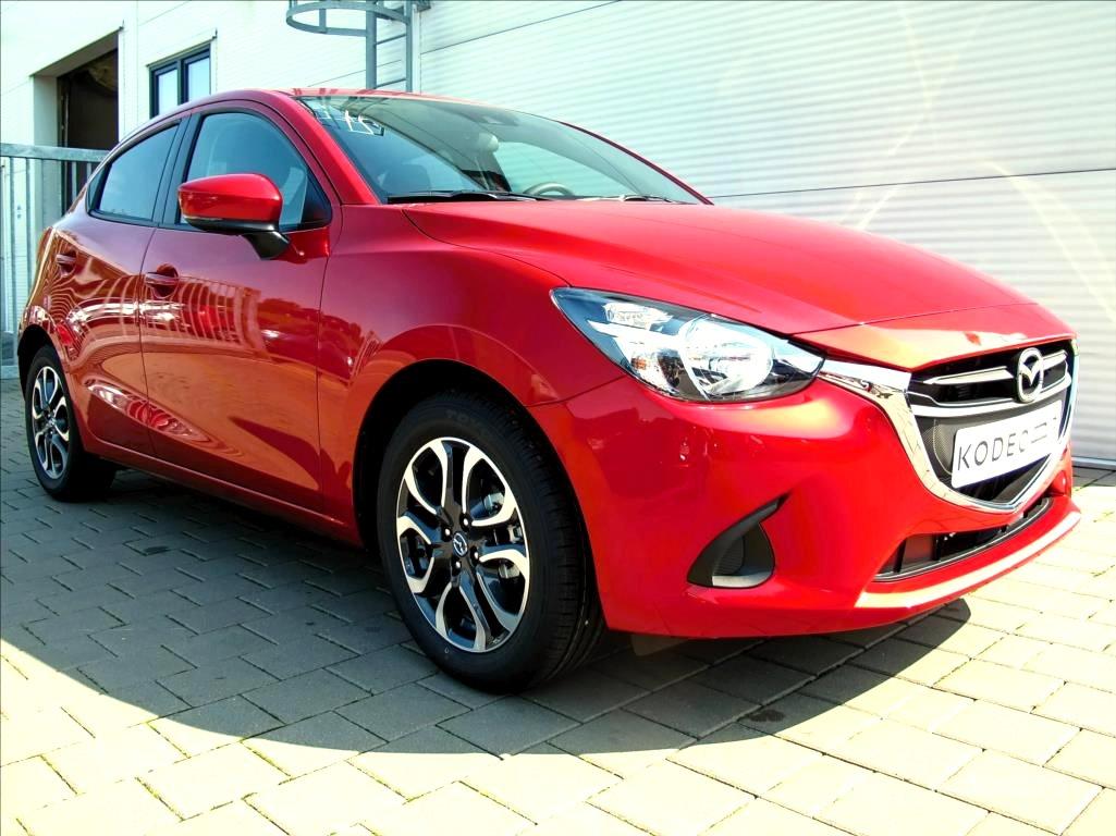 Mazda 2, 2018 - celkový pohled