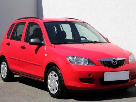 Mazda 2, 2004