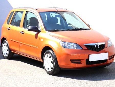 Mazda 2, 2003