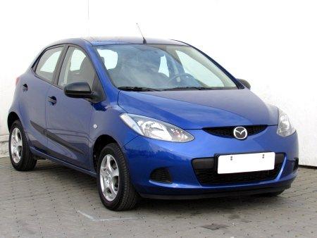 Mazda 2, 2010