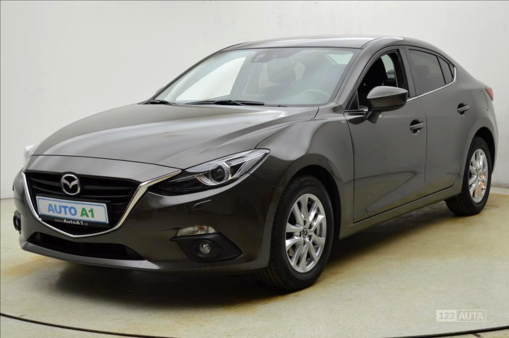 Mazda 3, 2015 - celkový pohled