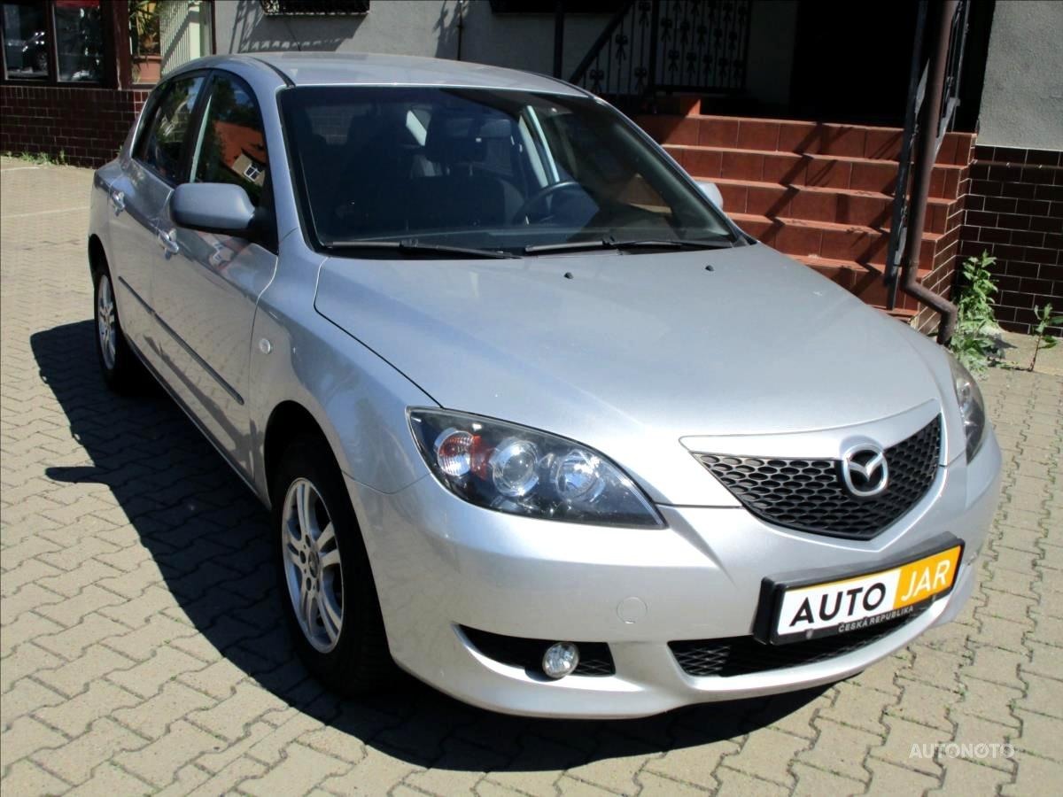 Mazda 3, 2005 - celkový pohled