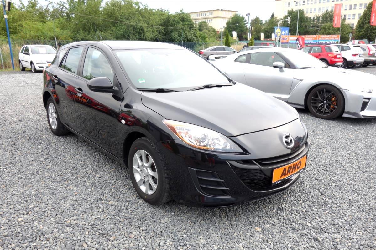 Mazda 3, 2010 - celkový pohled