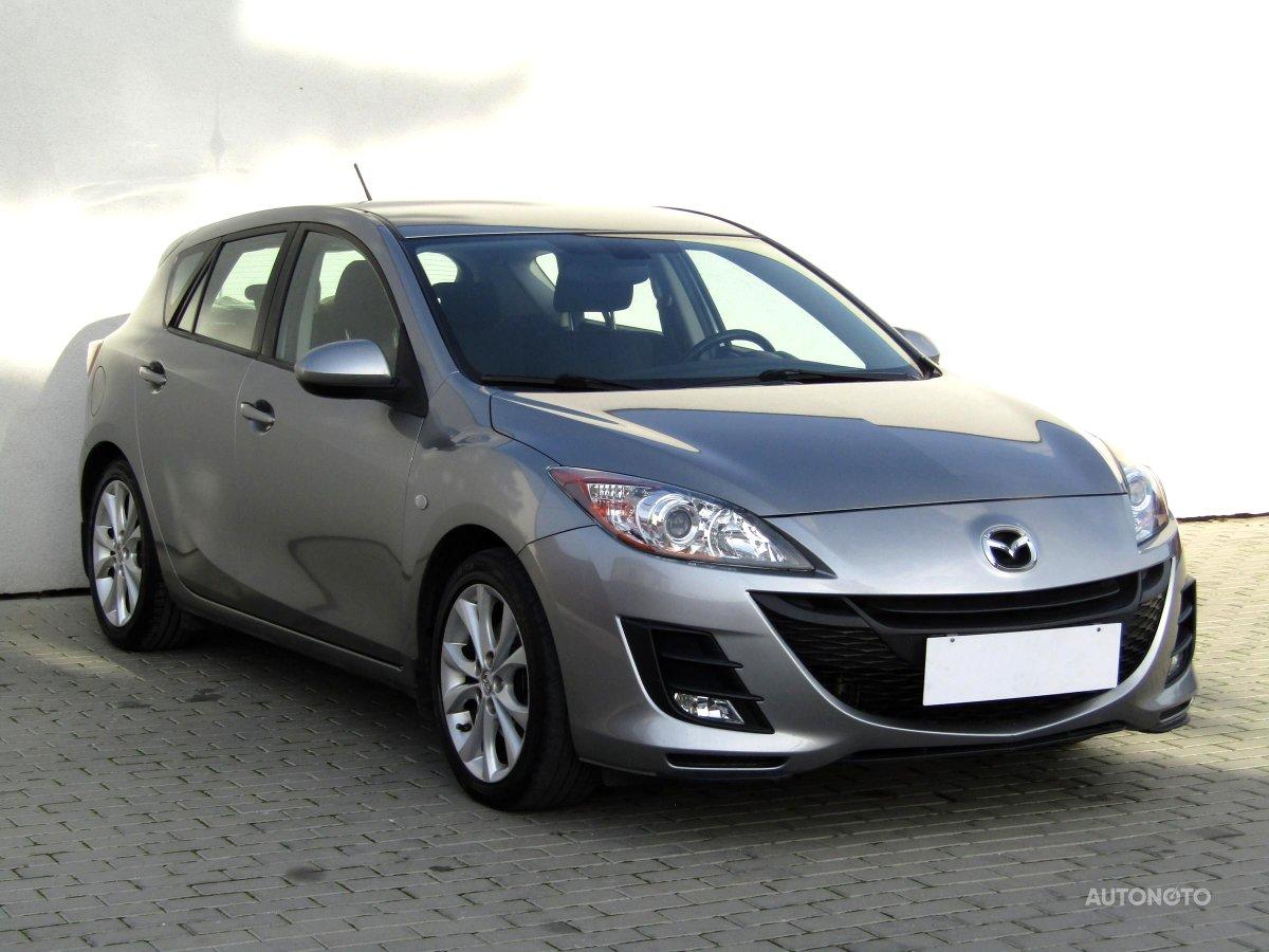 Mazda 3, 2009 - celkový pohled