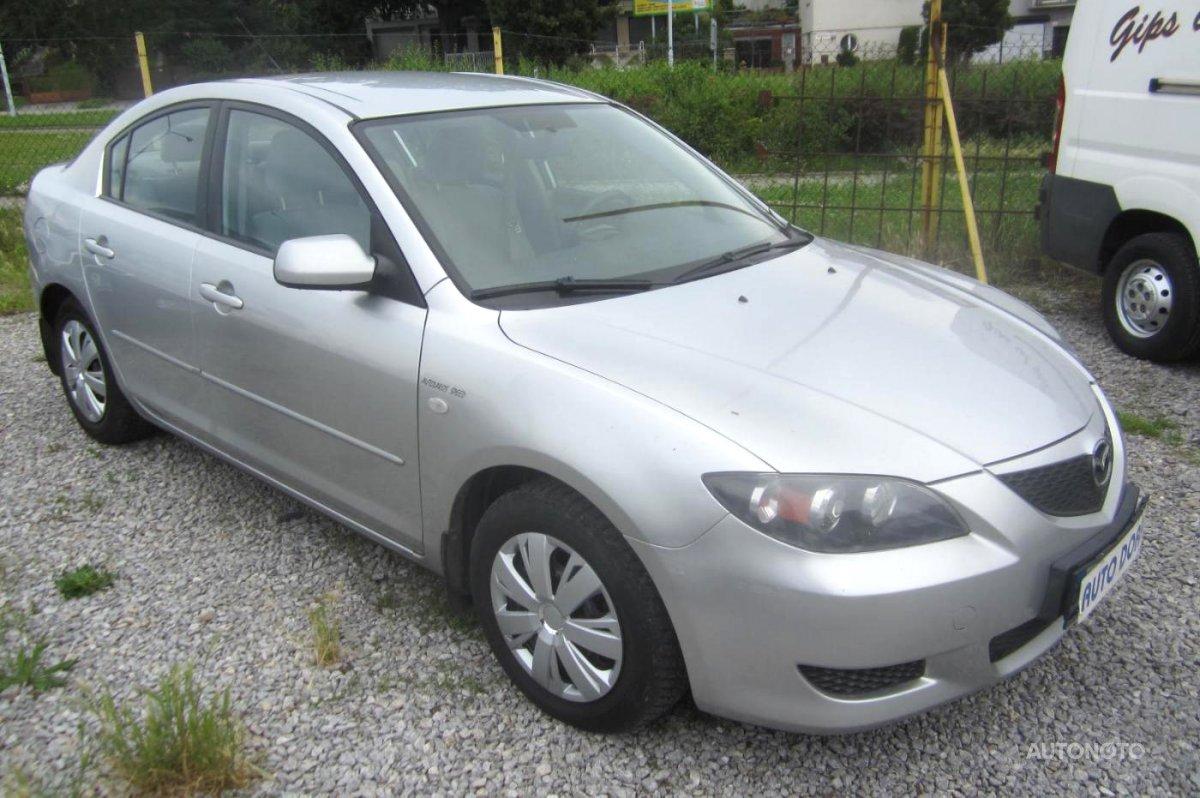 Mazda 3, 2003 - celkový pohled