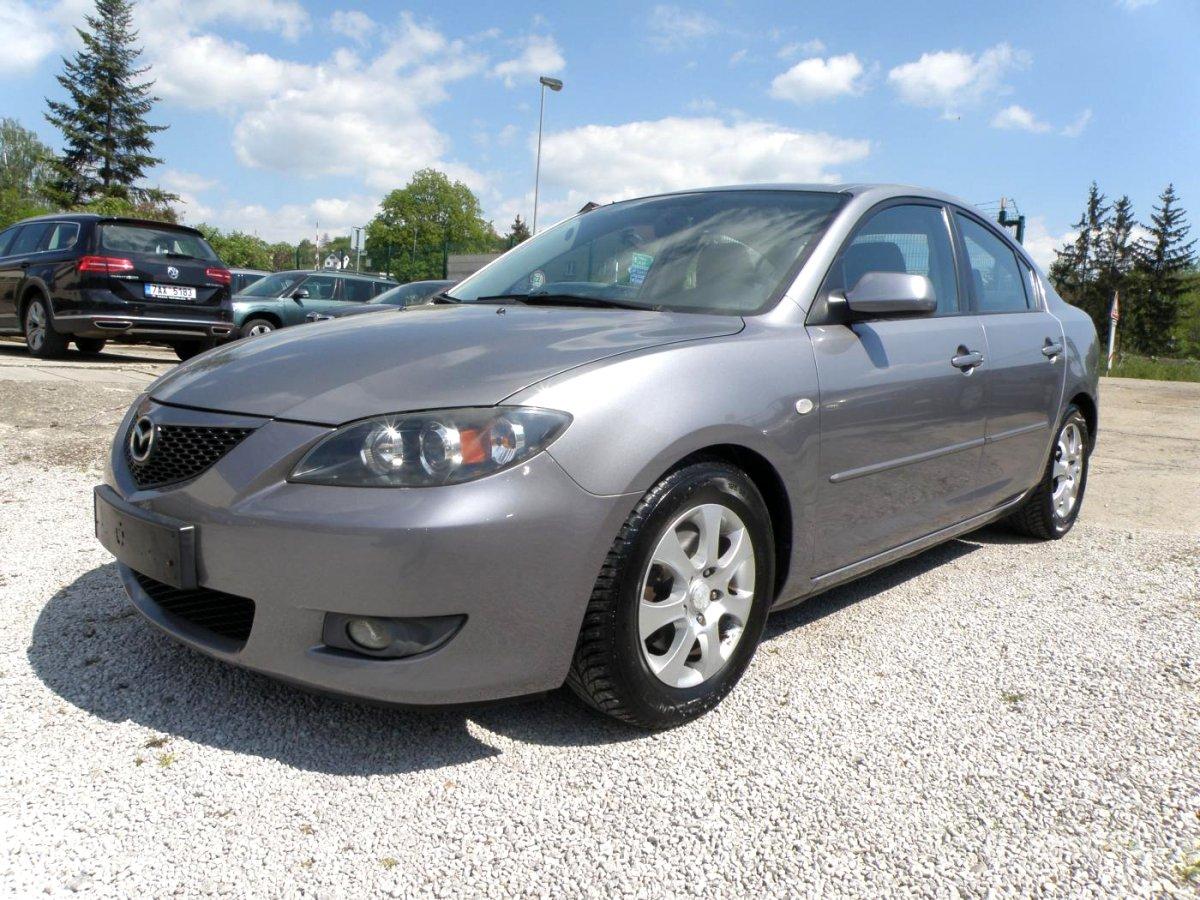 Mazda 3, 2006 - celkový pohled