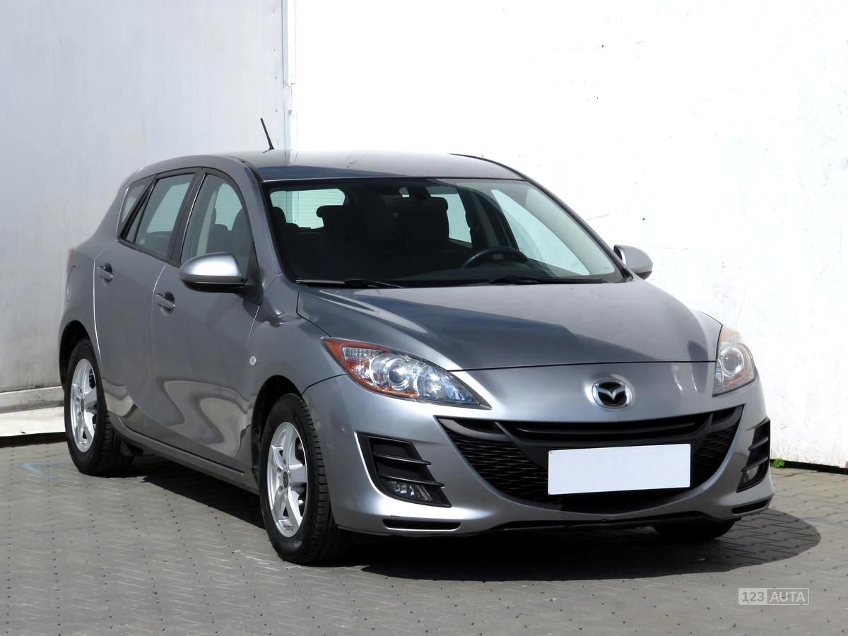 Mazda 3, 2011 - celkový pohled