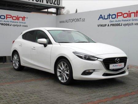 Mazda 3, 2018