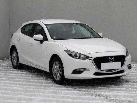 Mazda 3, 2017