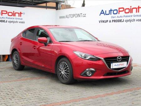Mazda 3, 2014