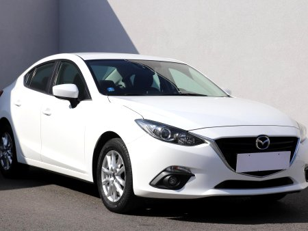 Mazda 3, 2016