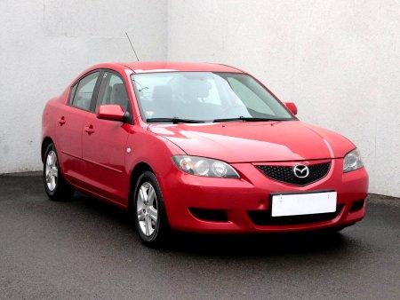 Mazda 3, 2004