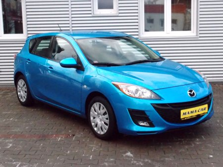 Mazda 3, 2011