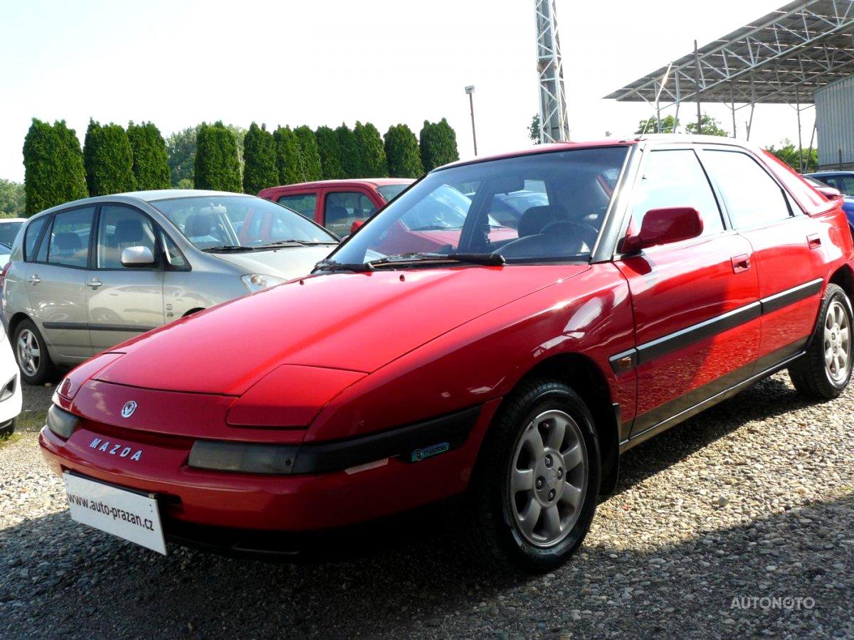 Mazda 323, 1995 - celkový pohled
