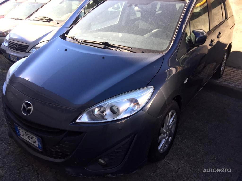Mazda 5, 2011 - celkový pohled