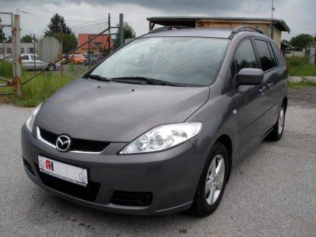Mazda 5, 2007