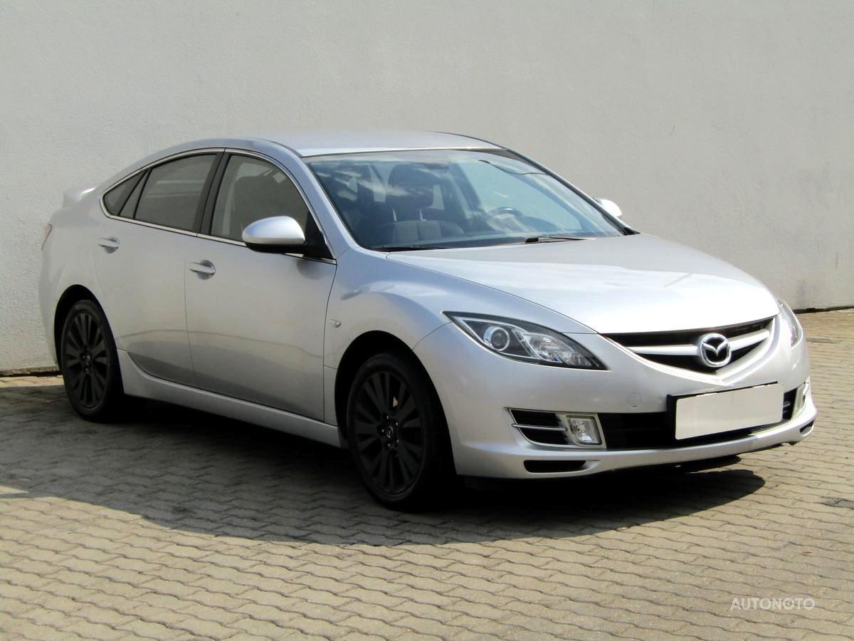 Mazda 6, 2008 - celkový pohled