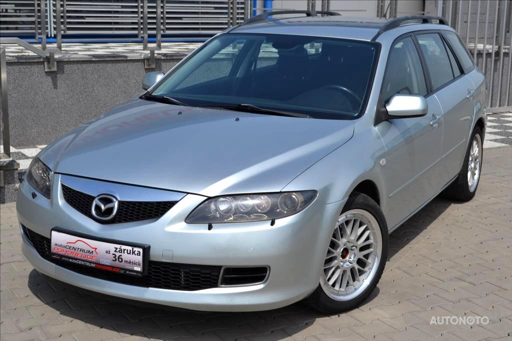 Mazda 6, 0 - celkový pohled