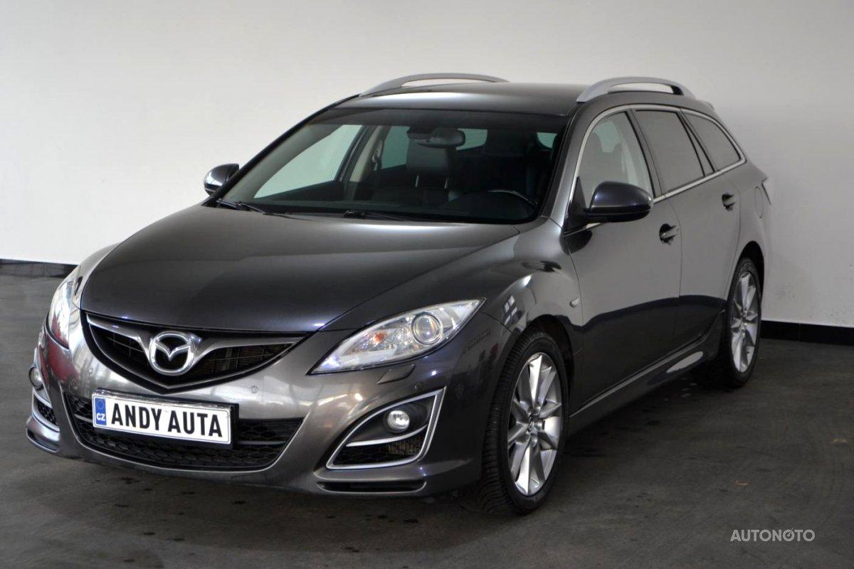 Mazda 6, 2012 - celkový pohled