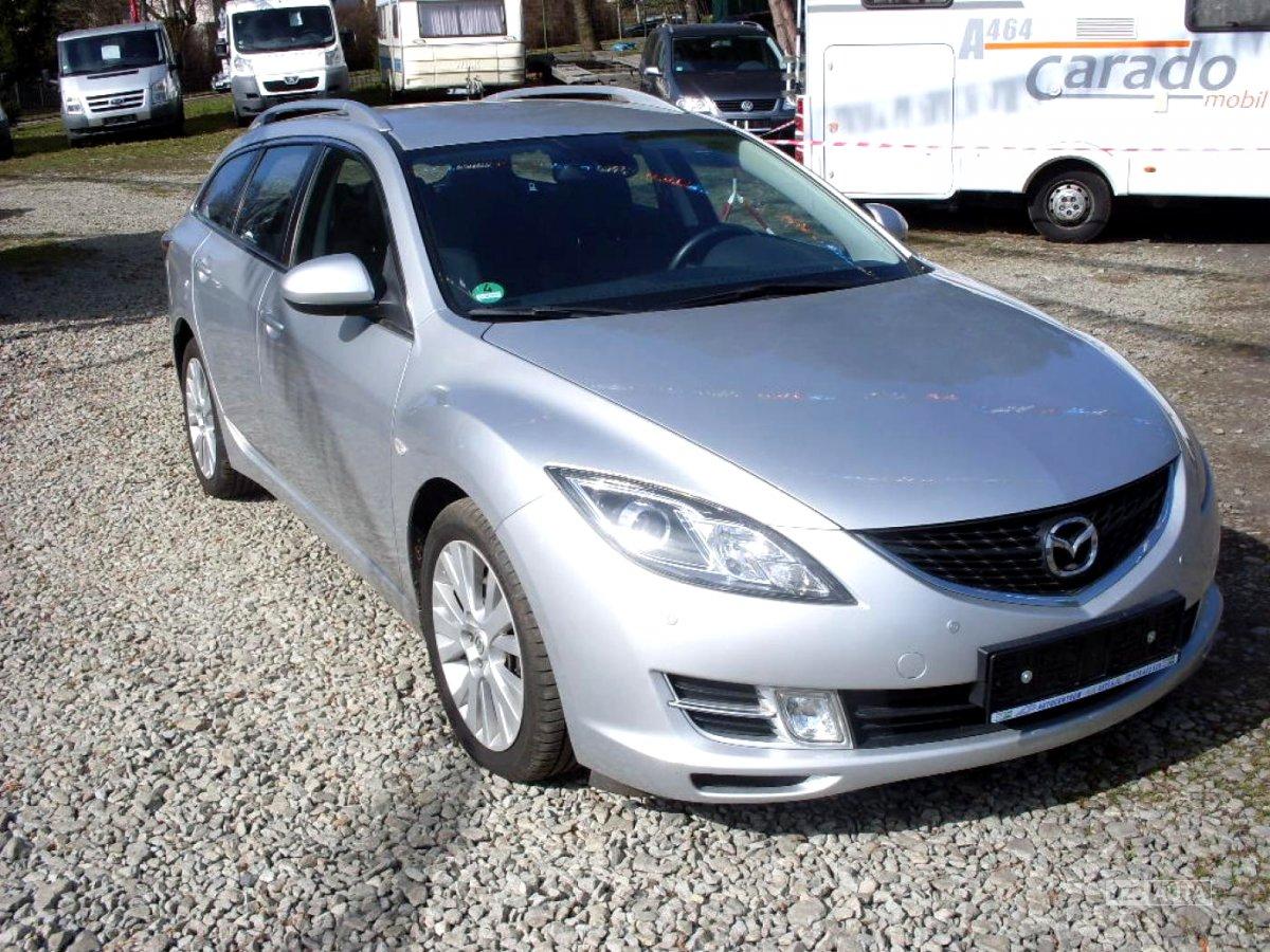 Mazda 6, 2009 - celkový pohled