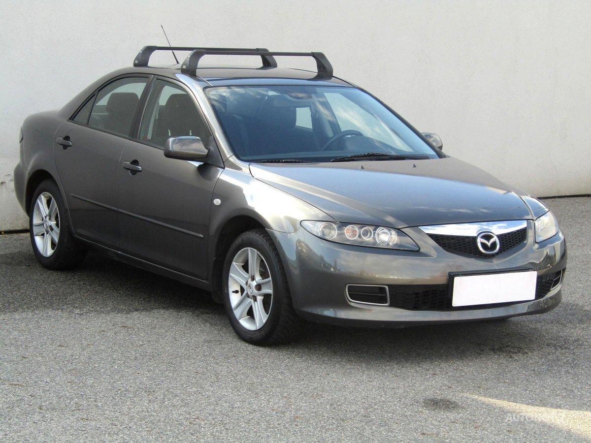 Mazda 6, 2006 - celkový pohled