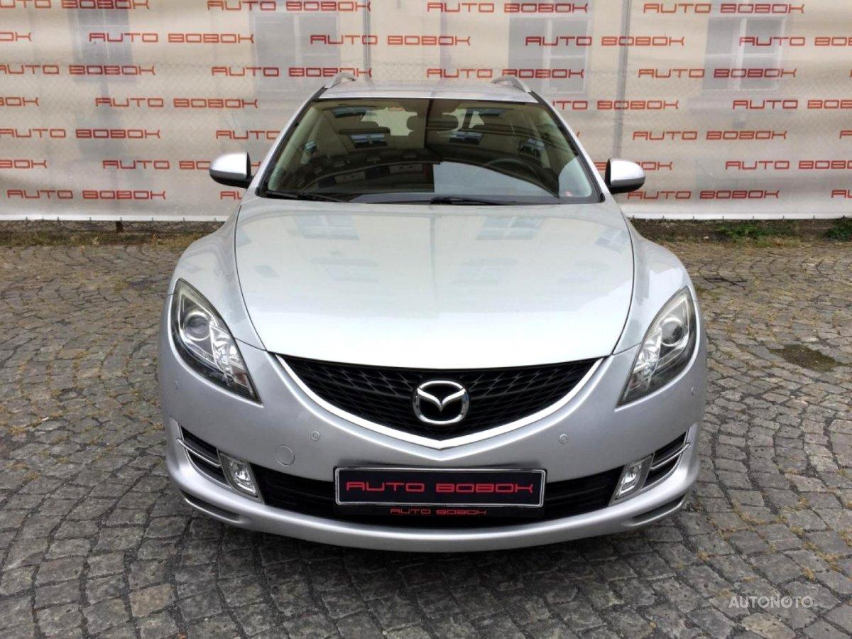 Mazda 6, 2010 - celkový pohled