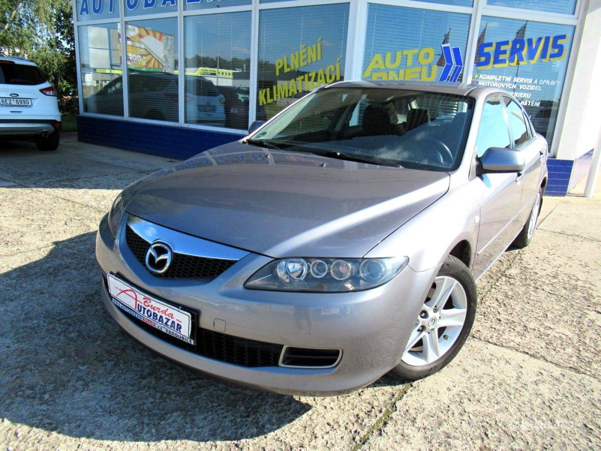 Mazda 6, 2005 - celkový pohled